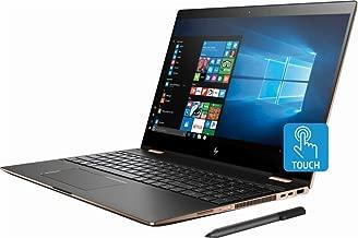 HP Spectre x360 15-CH011DX 4K 2 in 1 Touch Screen Laptop - Intel Core i7-8550U, GeForce MX150, 512GB SSD, 16GB RAM, Windows 10 with HP Stylus Pen (Renewed)