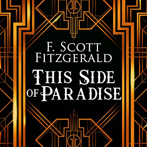 Couverture de This Side of Paradise