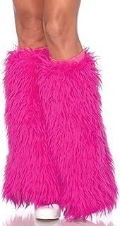 Women's Furry Leg Warmers