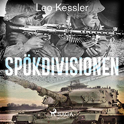 Spökdivisionen cover art
