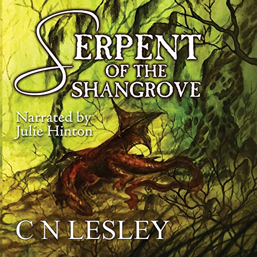 Serpent of the Shangrove  By  cover art