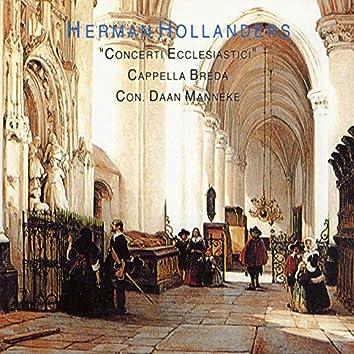 Hollanders: Concerti Ecclesiastici