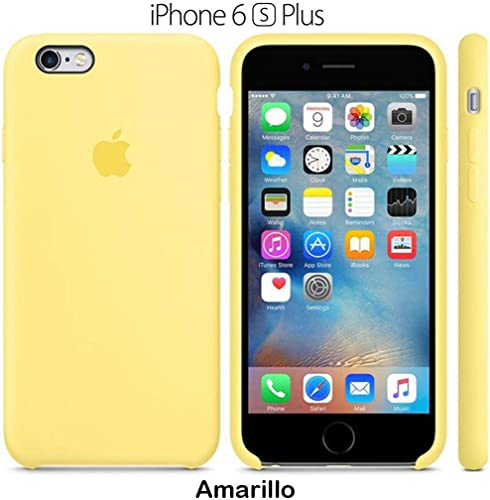 Funda Silicona Iphone 6s
