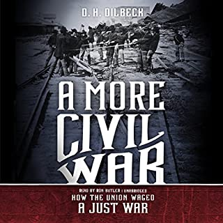 A More Civil War cover art