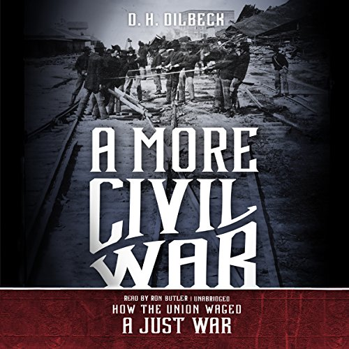 A More Civil War audiobook cover art