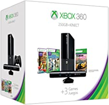 $995 » Xbox 360 E 250GB Kinect Holiday Value Bundle