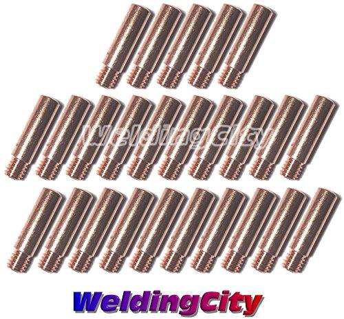 WeldingCity 25-pk MIG Welding Contact Tip 11-23 (0.023