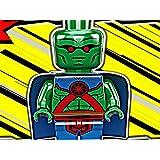 Clip: Martian Manhunter Minifigure