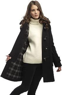 Womens London Luxury Duffle Coat Toggle Coat
