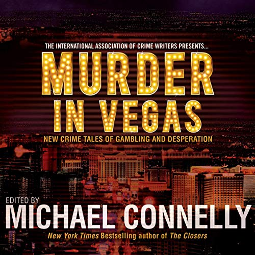 Murder in Vegas audiobook cover art