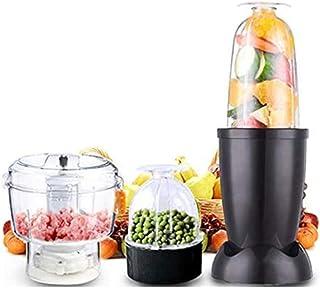 ZWWZ Juicer Machines, Juicer Mini Juicer Electrique Baby Food Blender Jus de Fruits Mélangeur Mélange Mélange-US Hopper Mé...