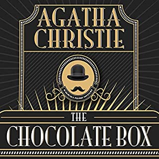 The Chocolate Box audiobook cover art