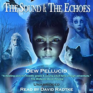 The Sound and the Echoes                   By:                                                                                                                                 Dew Pellucid                               Narrated by:                                                                                                                                 David Radtke                      Length: 14 hrs and 53 mins     115 ratings     Overall 3.1