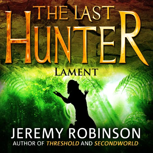 The Last Hunter - Lament audiobook cover art