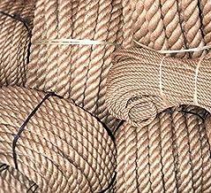 Jute touw natuur 5mm metergoed (€ 0,65/m)