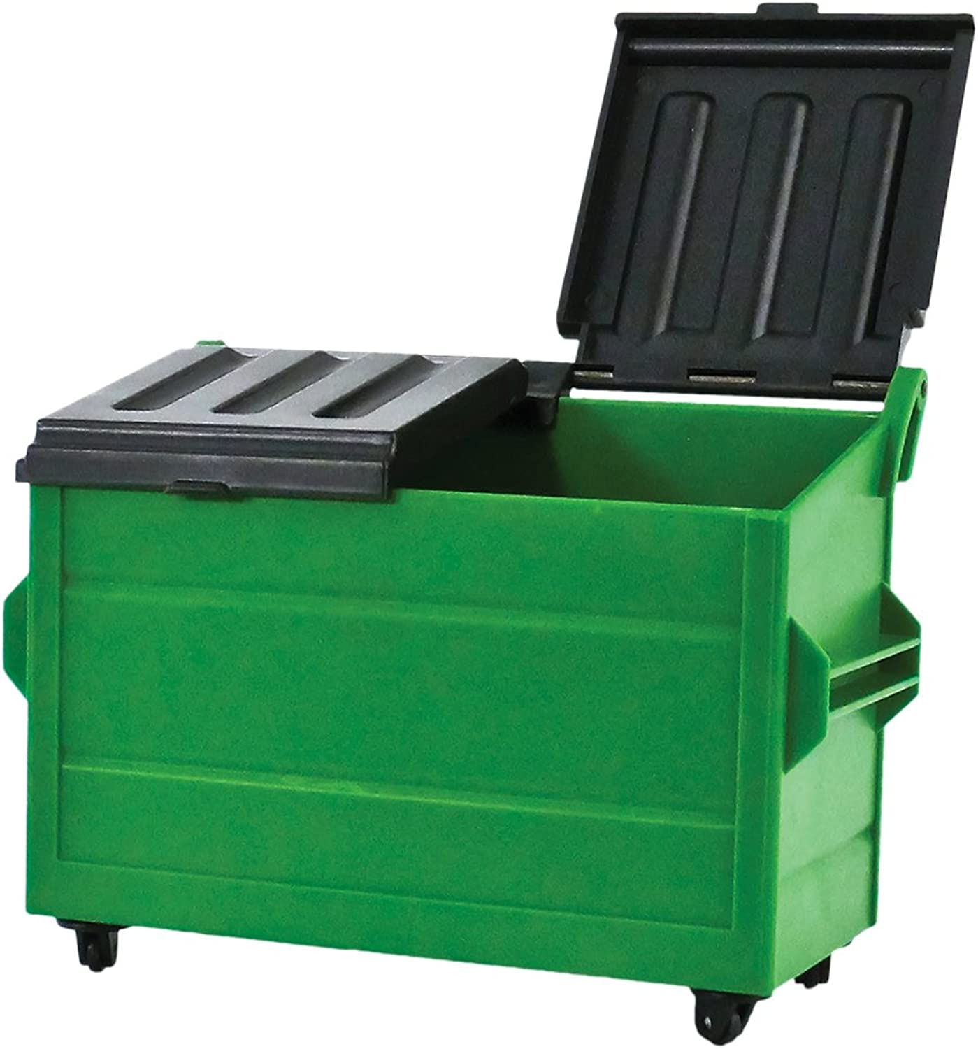 Figures Toy Company Green Dumpster for WWE Wrestling Action Figures