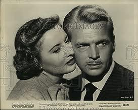 1950 Press Photo Scene from