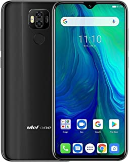 Mobile Phones Power 6, 4GB+64GB, Dual Back Cameras, Face ID & Fingerprint Identification, 6350mAh Battery, 6.3 inch Android 9.0 MTK6765V Helio P35 Octa-core 64-bit up to 2.3GHz, Network: 4G, Dual SIM,