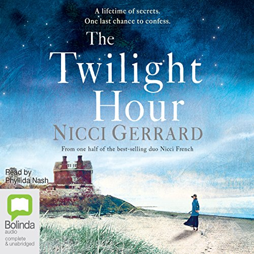 The Twilight Hour audiobook cover art