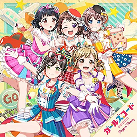 [Single]ガールズコード – Poppin'party[FLAC + MP3]