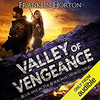Valley of Vengeance cover art