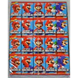 トップ製菓 SUPER MARIO BROS.Wii ガム (1箱は55個+当たり分5個)