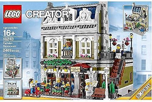 Creator Prestige - Restaurant parisien - 10243 by LEGO