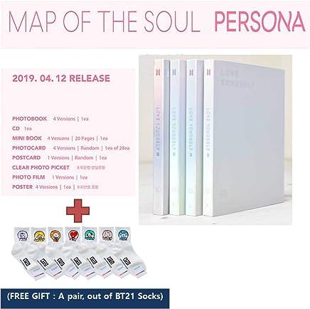 Amazon com: BTS - Map Of The Soul: Persona - Soundtracks