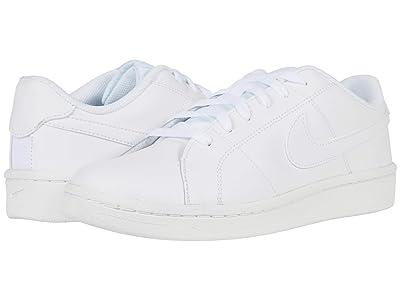 Nike Court Royale 2 Low (White/White/White) Men