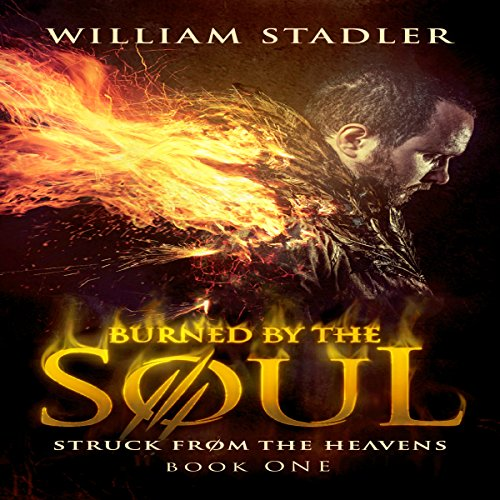 Burned by the Soul audiobook cover art
