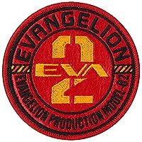 いろはism エヴァンゲリオン エヴァ ワッペン 綾波レイ アイロン接着 EVA1000-EVA05