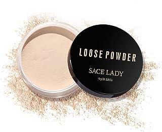 Oil Control Loose Powder Setting Make Up Waterproof Poreless Long Lasting Soft-Matte Face Powder Makeup (02)