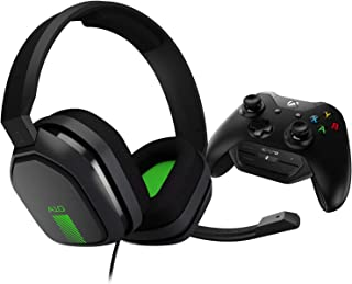 ASTRO Gaming A10 Gaming Headset + MixAmp M60 - Green/Black - Xbox One and Future Console
