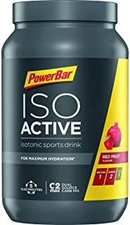 PowerBar - Isoactive 1320gr, Color Red Fruits
