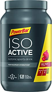 PowerBar Isoactive Red Fruit 1320g - Isotonic Sports Drink