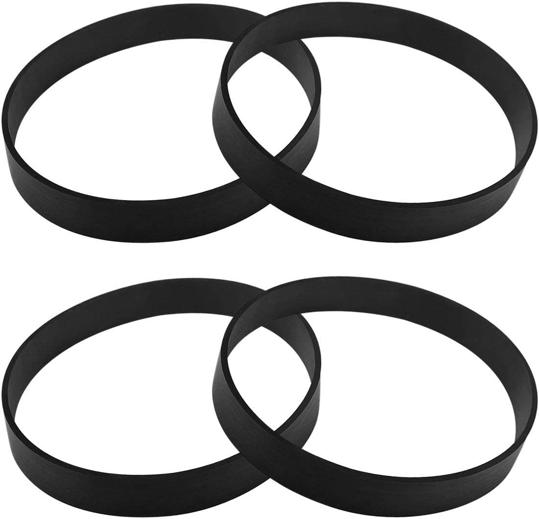Belts for AS-2000 Series Upright Vacuum Long Life Belts 4-Pack