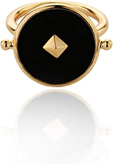Classic women's jewelry gold-plated ring for multi site matching
