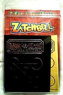 Zatch Bell 2 For 1 Spell Books Brago Kanchome Black Yellow (The Card Battle)