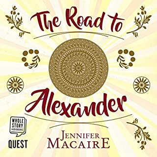 The Road to Alexander cover art