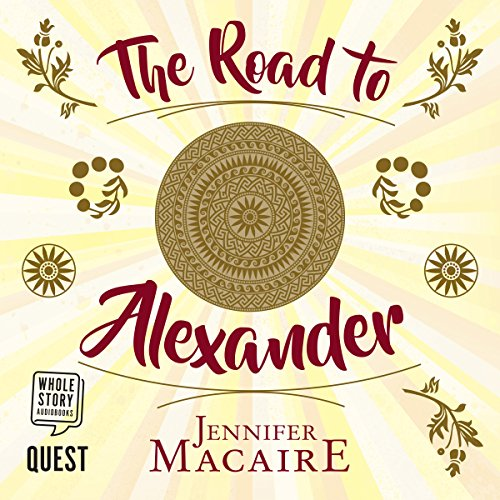 The Road to Alexander audiobook cover art