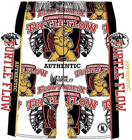 Flow Society Turtle Flow Boys Athletic Shorts