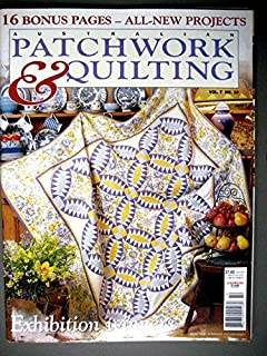 AUSTRALIAN PATCHWORK & QUILTING magazine September 2000 Volume 7 Number 10 (Quilts, Patterns, Exhibition Winners)