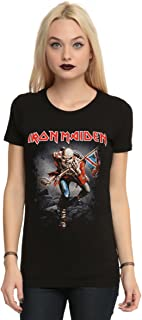 Hot Topic Iron Maiden The Trooper Girls T-Shirt