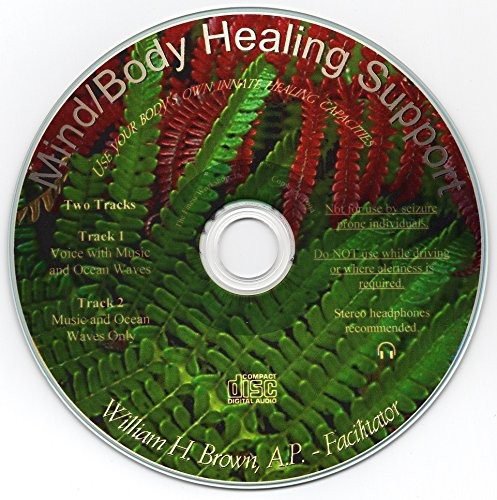 Mind/ Body Healing Guided Imagery/Hypnosis CD