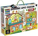 Lisciani- Colección de juegos educativos (EX72736)