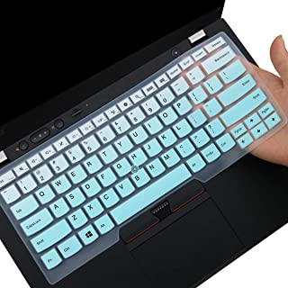 """Keyboard Cover for Lenovo Thinkpad X1 Carbon 14"""" 5th/6th/7th/8th, ThinkPad X1 Yoga Gen 3/4, ThinkPad 14"""" T460(s) T470(s) T..."""