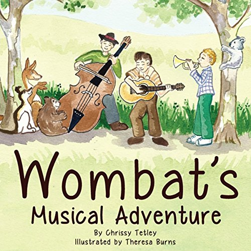 Wombat's Musical Adventure cover art