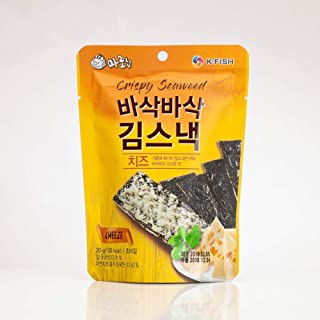 Marochip Crispy Seaweed Snack Cheese 20g x 6