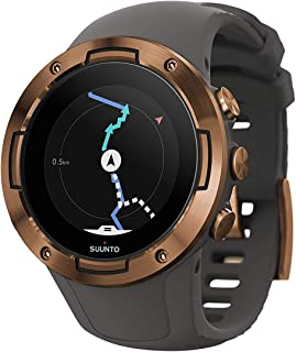 Suunto üniseks yetişkin 5 GPS çoklu spor saati