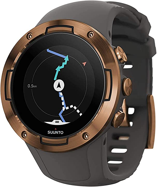 orologio sportivo leggero e compatto con gps suunto - orologio corsa ss050302000